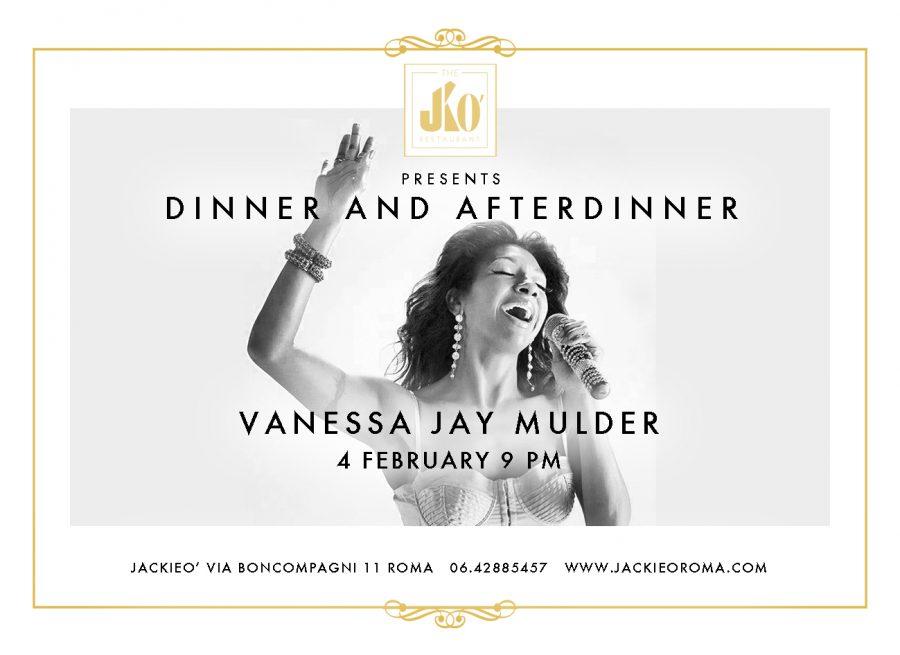 Dinner with Vanessa Jay Mulder_4.febbraio.2017