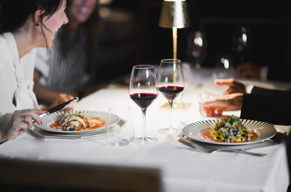ristorante roma con musica